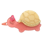 Turtle Clip - Indian Pink