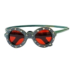Sunglasses Crystal Headband - Marine