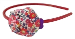 Liberty of London Owl Headband - Red Betsy